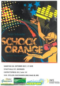 Kindermusical Schock Orange @ Stadthalle St. Georgen