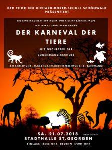 Karneval der Tiere @ Stadthalle St.Georgen